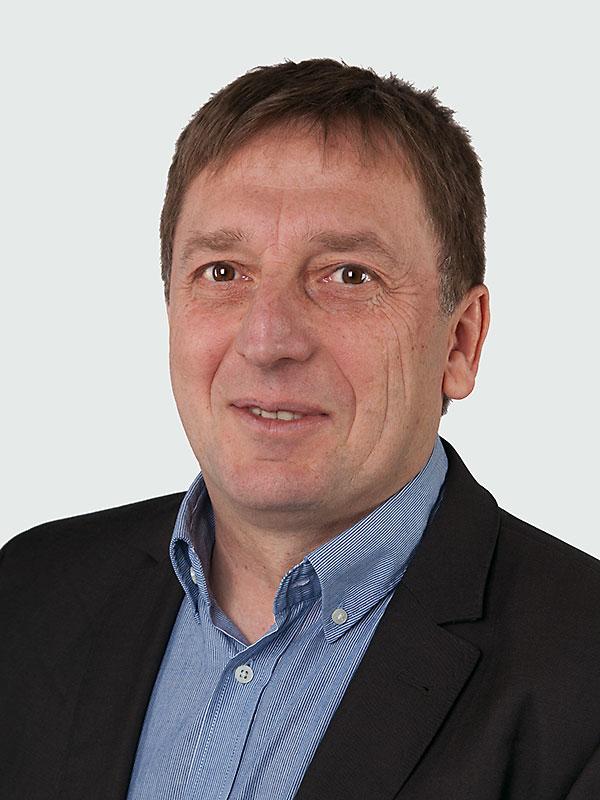 Harald Blazek, CEO